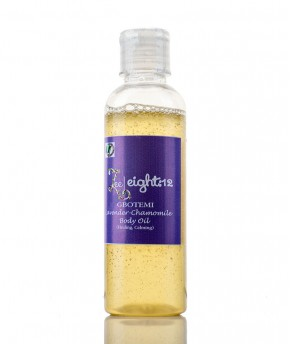 "ZEEEIGHT 12 ""GBOTEMI"" BODY OIL 250ML"