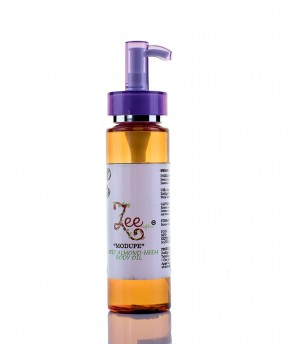 ZEEEIGHT12 'MODUPE' SWEET ALMOND NEEM BODY OIL 250ML