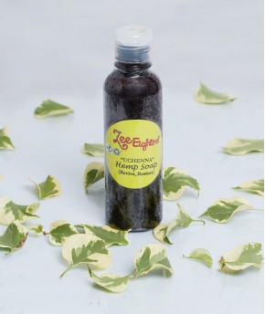 "ZEEEIGHT12 ""UCHENNA"" HEMP LIQUID AFRICAN SOAP 250ml"