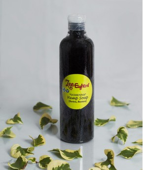 "ZEEEIGHT12 ""UCHENNA""HEMP LIQUID AFRICAN SOAP 500ml"