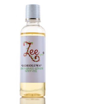 ZEEEIGHT12 DIDEOLUWA BODY OIL 250ml